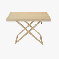 3d model mk98860 folding table