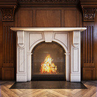 max fireplace carmona cm-61