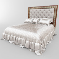 bed rampoldi 01 3d model