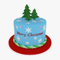 Christmas Cake V1