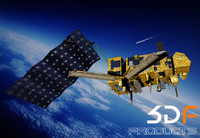 3d model european esa satellite met
