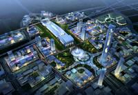 3dsmax modular buildings road
