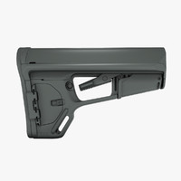 3d model of magpul acs-l