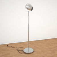 max pan floor serien lighting lamp