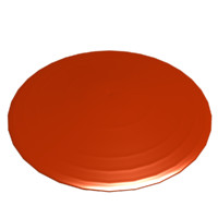 maya fresbie flying disc