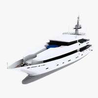 yacht masteka max