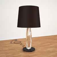 twins barovier toso lamp 3d obj