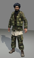 Real-time Afghan soldier 2