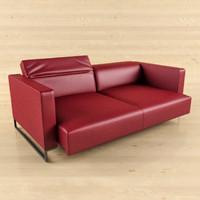 sofa meridiani max