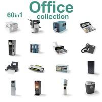ip office 3d model