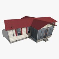 suburban family house max