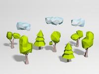 5 trees 3 max