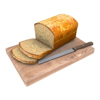 lightwave bread loaf cutting