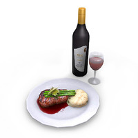 meal glass wine max