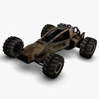 3d concept car