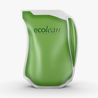 3d model of ecolean pack