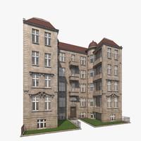 3d 3ds berlin residence theodorstrasse 3