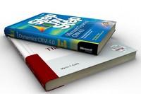 3d model book computer