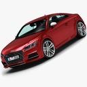 Audi TTS 3D models