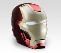 3d ironman mark 42 model