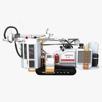 3ds hydraulic drill
