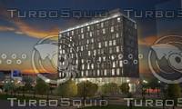 3d building msc valencia