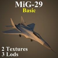 mikoyan basic max