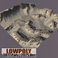 blend mountain games maps