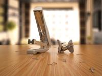 3d stapler model