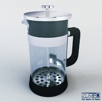 french press quartz max