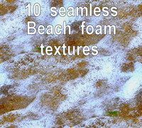 Beach Foam Collection 2