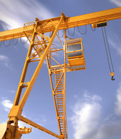 travelling bridge crane max