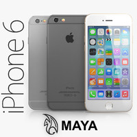 3ds max apple iphone 6