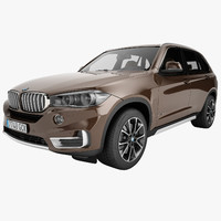 3ds max bmw x5 2015