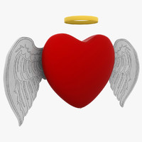 heart wings 3ds