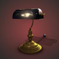 x ers lamp