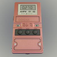 dosimeter 3d max