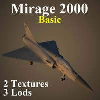 3ds max mirage 2000 2 basic