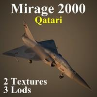 max mirage 2000 2 qat