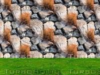Stone wall 41