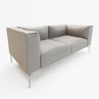 sofa poltrona 3d max