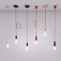 Plumen pendant light