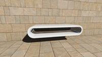 modern casework bath 3d rfa