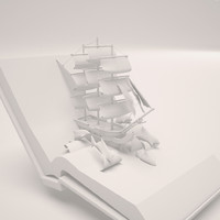 ship in the book
