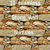 Stone Wall Collection 4