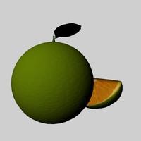 orange 3d ma