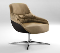 Walter Knoll Kyo Lounge chair 2015