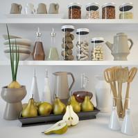Kitchen Set. Vol 05