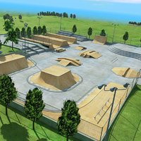 max skate park outdoor
