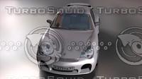 3ds sport car 911